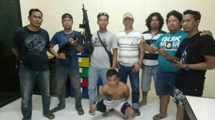 Oknum TNI Brigade Denma Kostrad Maros Edarkan Sabu-sabu