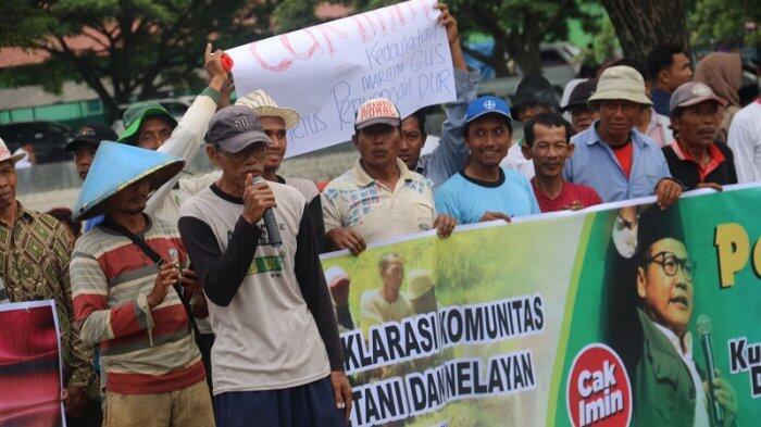 Komunitas Petani dan Nelayan Indramayu Deklarasikan Cak Imin Ikut Pilpres