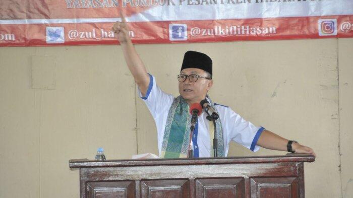 Ketua MPR Zulkifli Hasan Dukung Aksi Bela Palestina 1712