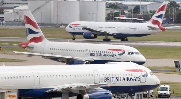 British Airways Mengalami Penurunan Rating
