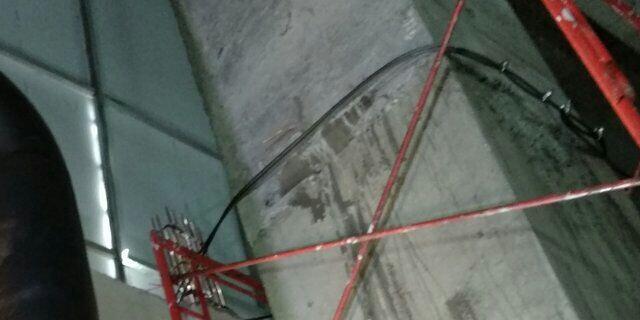 Renovasi habiskan Rp 1 miliar, Gedung DPRD DKI malah miring 20 derajat