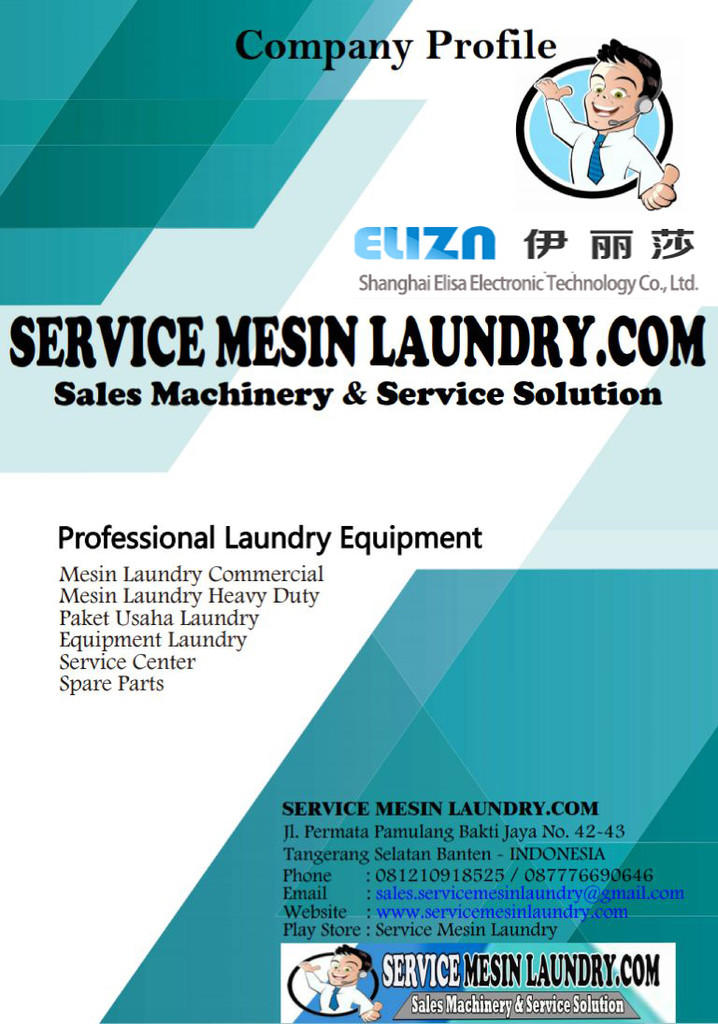 SERVICE MESIN LAUNDRY .COM