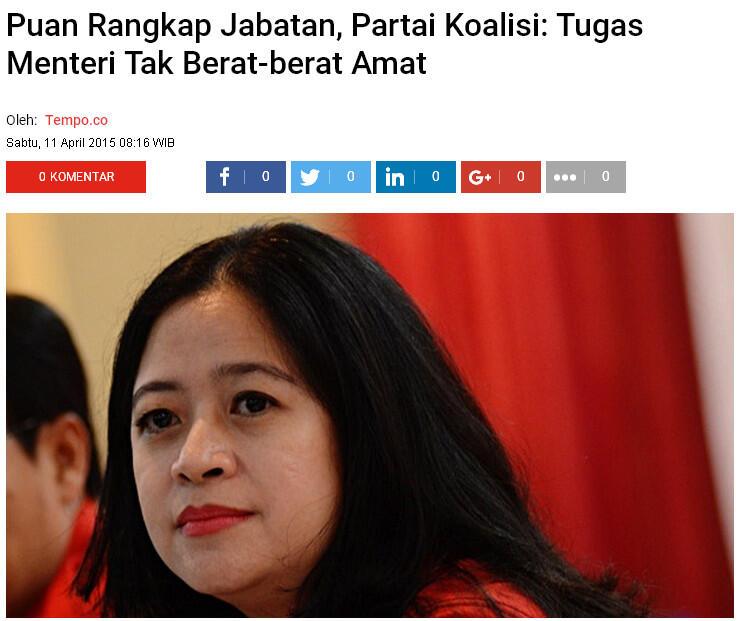 Airlangga Apa Berani Lepas Kursi Menteri?