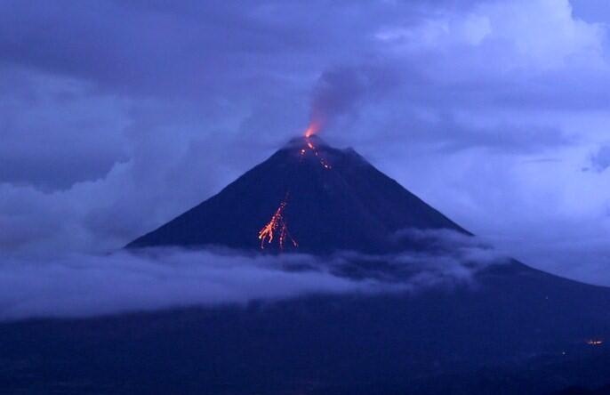 Letusan Gunung yang Gemparkan Dunia