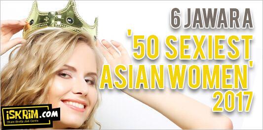 Inilah Pemenang Wanita Asia (India) Terseksi Di Ajang '50 Sexiest Asian Women' 2017