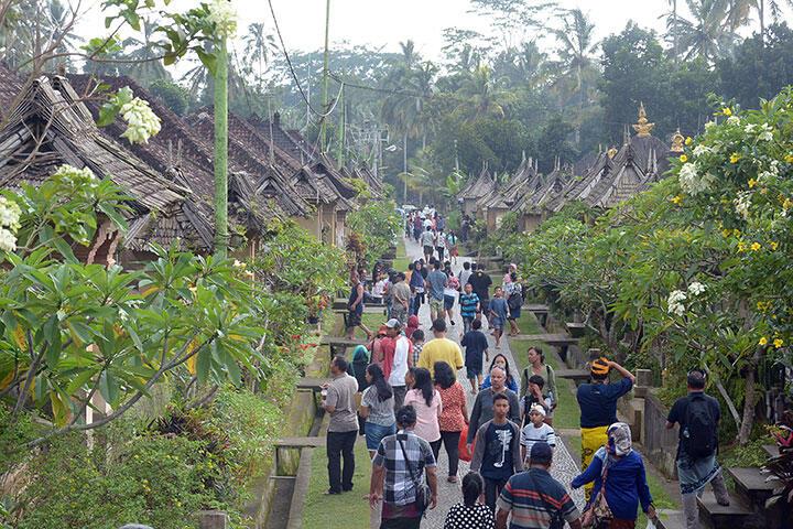 Festival Penglipuran Hidupkan Wisata Bali
