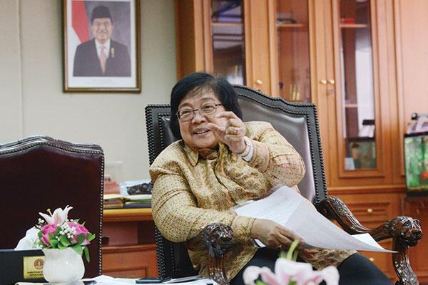 Menteri LHK Sambut Baik Keputusan PTUN Yang Tolak Permohonan PT RAPP