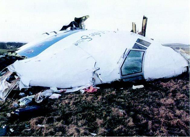 1988: Tragedi Lockerbie
