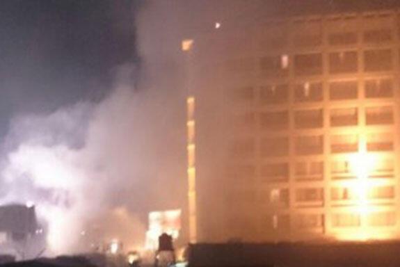 Kebakaran Kecil di Mal Ciputra Semarang Bikin Panik Pengunjung
