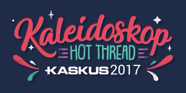 Hot Thread Apa Aja Sih yang Agan & Sista Baca di KASKUS Tahun 2017?