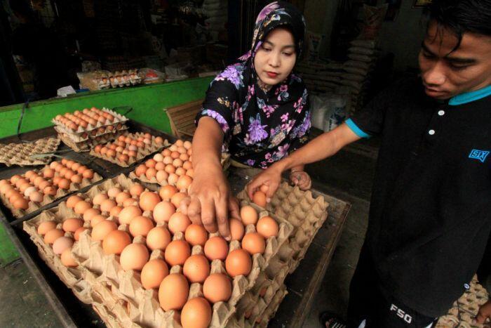 Kenaikan harga pangan, karena bencana atau permainan