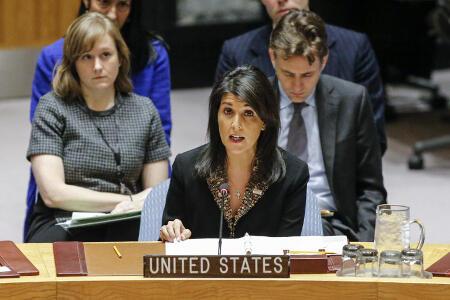 AS Veto Draft Resolusi DK PBB Tolak Mengakui Yerusalem Ibu kota Israel