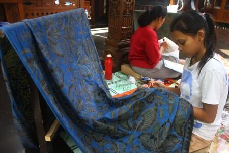 Hingga Oktober 2017, Nilai Ekspor Batik Lampaui US$51 Juta