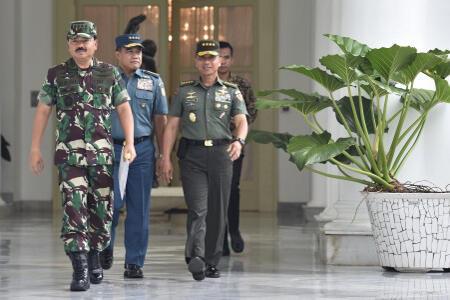 Alasan Panglima TNI Anulir Mutasi Perwira Tinggi