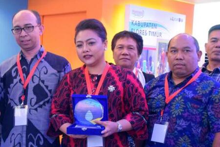 Pengelolaan Air Minum dan Sanitasi di Kabupaten Tabanan Raih Pamsinas Award