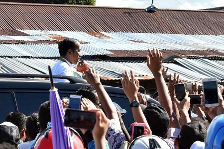 Presiden Akan Serahkan Sertifikat di Sorong dan Resmikan PLTMG di Nabire