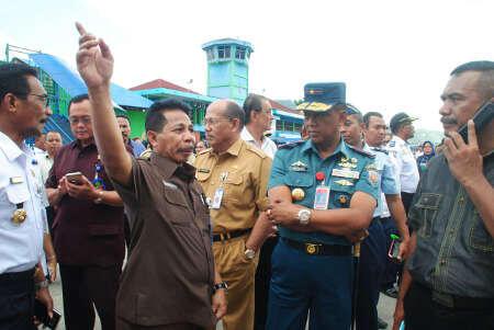 Sekda Maluku Lepas Mudik Gratis ke Dua Kabupaten Terluar