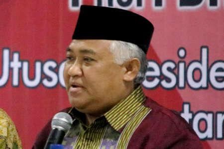 Din Syamsuddin: Wawasan Jalan Tengah Cocok Untuk Peradaban Dunia Masa Kini