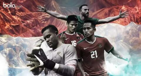 Indonesia Turun 8 Tingkat dalam Ranking Terbaru FIFA