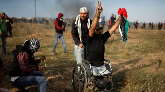 Keji! Militer Israel Gunakan Senjata Mematikan ini untuk Halau Warga Palestina