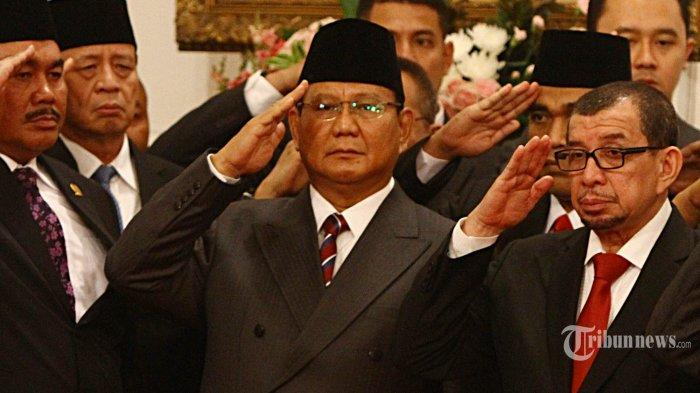 Prabowo Wapres atau Tidak Sama Sekali!