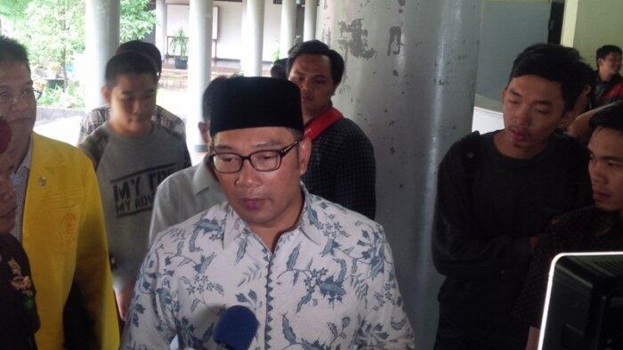 Golkar Cabut Dukungan, Ridwan Kamil Kini Rajin Komunikasi dengan Parpol Pengusung