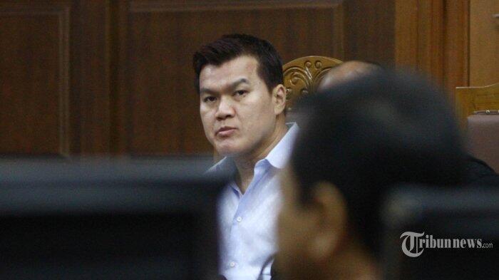Hakim Vonis Andi Narogong 8 Tahun Pidana Penjara