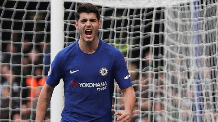 Kembali Absen, Chelsea Tanpa Alvaro Morata Hadapi Everton