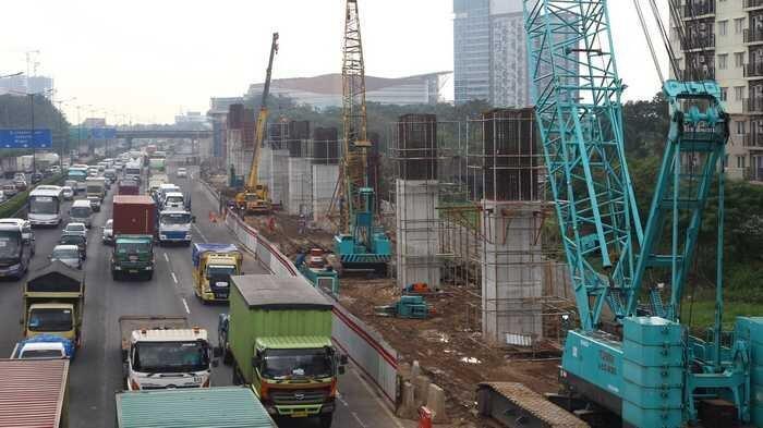 Beberapa Proyek Jalan Tol Berhenti Selama Libur Natal dan Tahun Baru