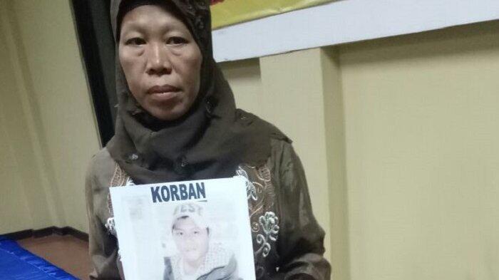 Alfiansyah Dihabisi di Dekat Perlintasan Kereta Api Tambora, Ini Jeritan Hati Ibunya
