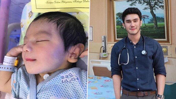 Banyak yang Mengira Dokter Ini Ayah dari Baby Arsya, Postingan Ini Menjawabnya