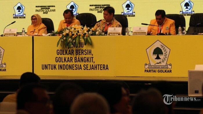Kepengurusan Airlangga Hartarto di Golkar Diharapkan Bisa Satukan Semua DPD