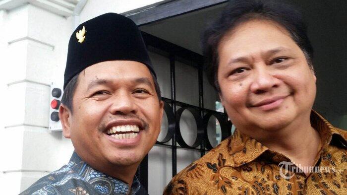 DPD I Golkar Jawa Barat Terbuka Berkoalisi dengan Parpol Manapun