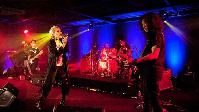 Cindyeva Hadir Memenuhi Kerinduan Penggemar Musik Rock Tanah Air