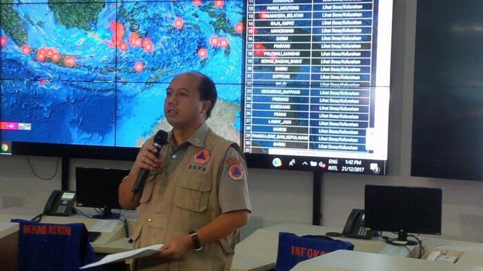 BNPB Keluhkan Minimnya Dana Penanggulangan Bencana