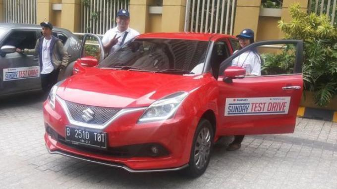 Sunday Test Drive, Merasakan Kelebihan Suzuki Ignis dan Baleno Hatchback
