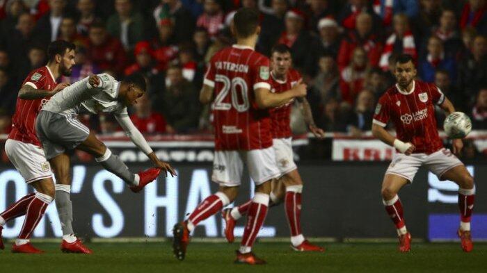 Jose Mourinho Klaim Kekalahan Manchester United karena Keberuntungan Bristol City