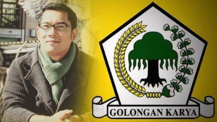 Golkar: Kalau Ridwan Kamil Mau, Dedi Mulyadi Wakilnya