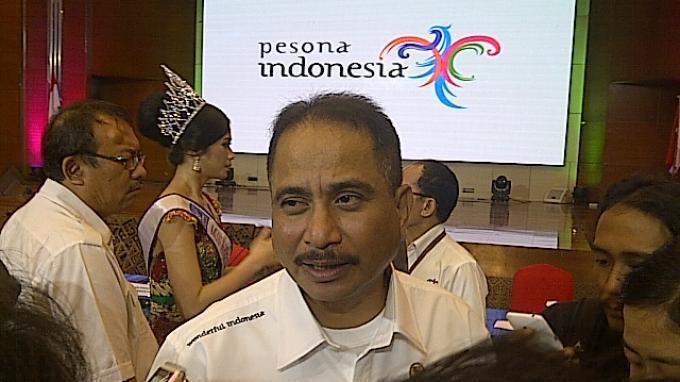 Menteri Pariwisata Kesal Turis Cina Tidak Ada Lagi di Bali