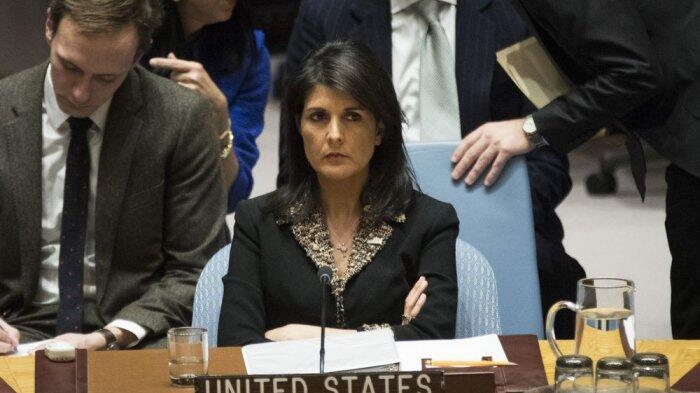 Ancaman Trump untuk Anggota PBB yang Menolak Yerusalem Sebagai Ibu Kota Israel