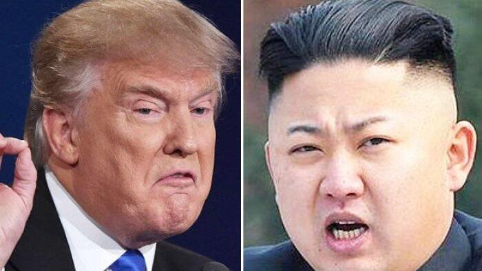 'Perang' Pamor Kim Jong Un dan Donald Trump Gara-gara Polemik Yerusalem