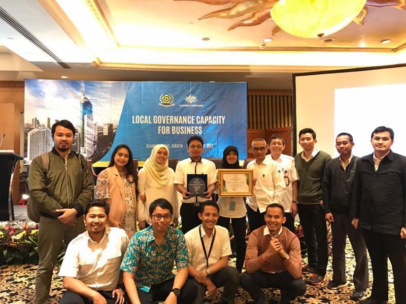 Kemkominfo Terima Penghargaan Utilisasi Tertinggi JFAK Analisis Kebijakan