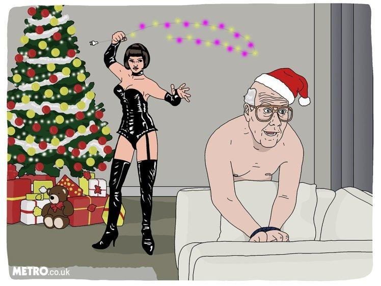 How normal are your Christmas Porn habits?