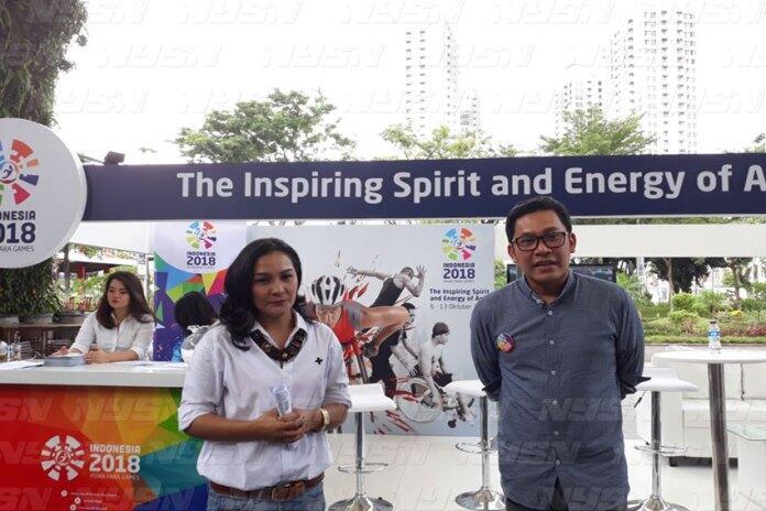 INAPGOC Terus Sosialisasikan Asian Para Games 2018 ke Masyarakat