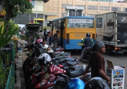Kawasan Tanah Abang Ditata, Ini Nasib Angkutan Kota dan Ojek