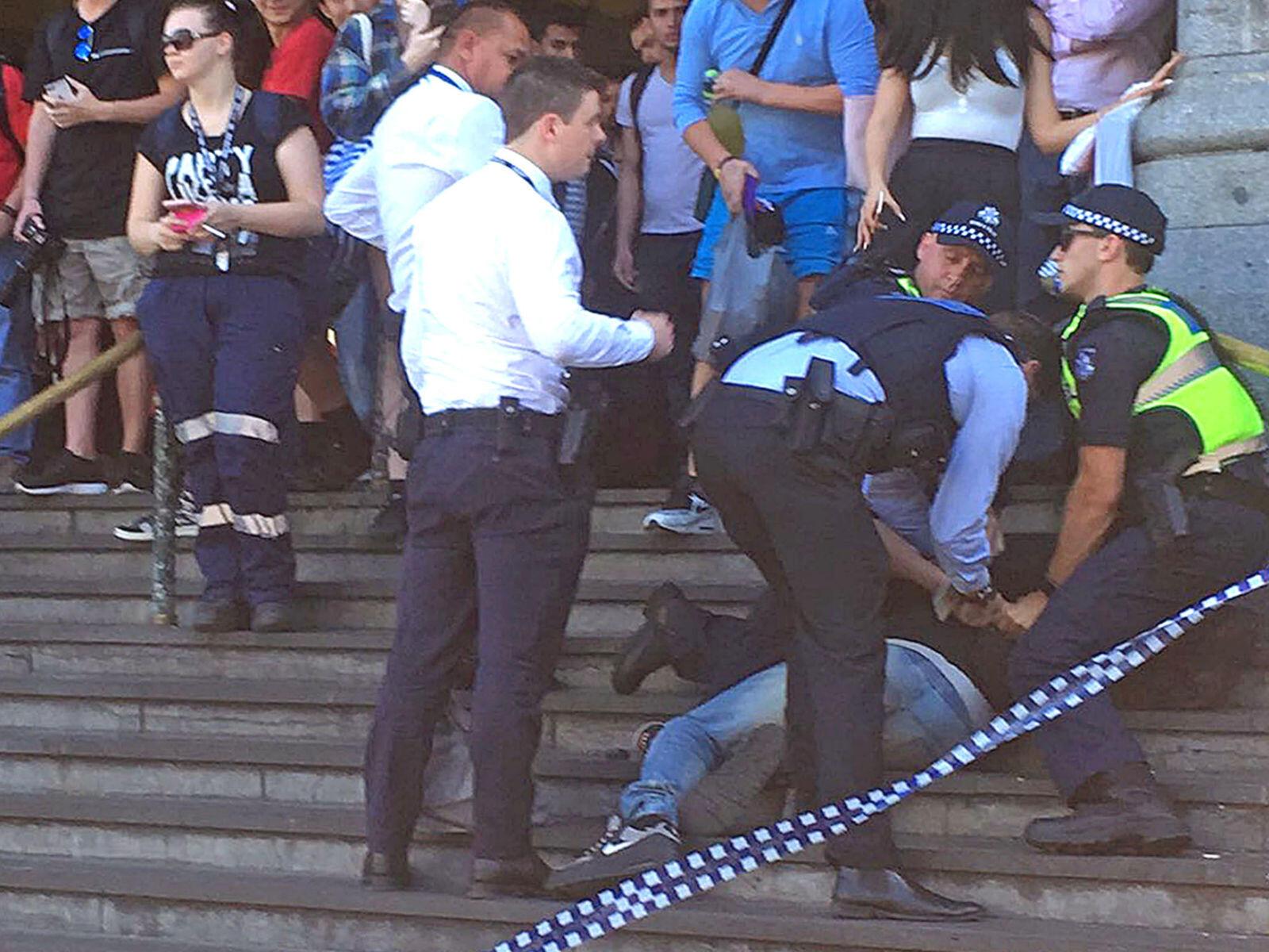 Lukai 19 Orang, Tabrakan di Melbourne adalah 'Perbuatan Disengaja'