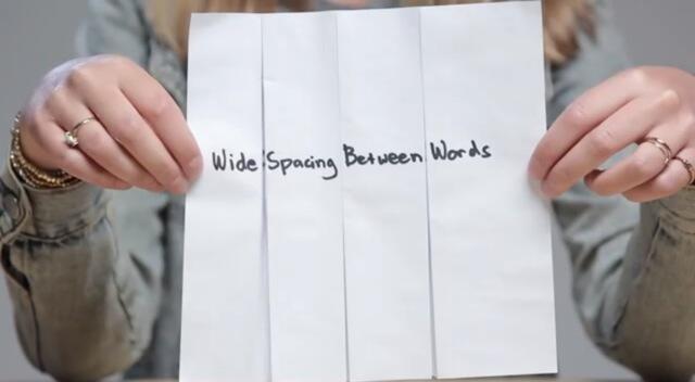 Cara Baca Karakter Seseorang dari Tulisan Tangan