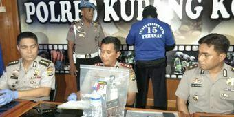 Pilot Dari Malaysia Ditangkap BNN