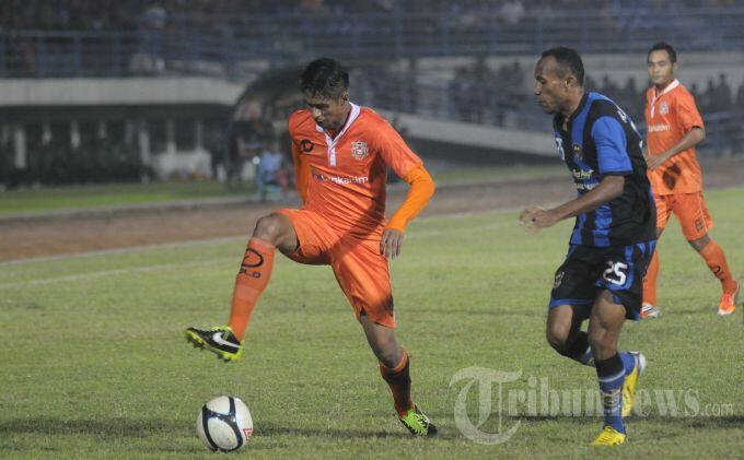 M Ridhuan Resmi Perkuat Borneo FC