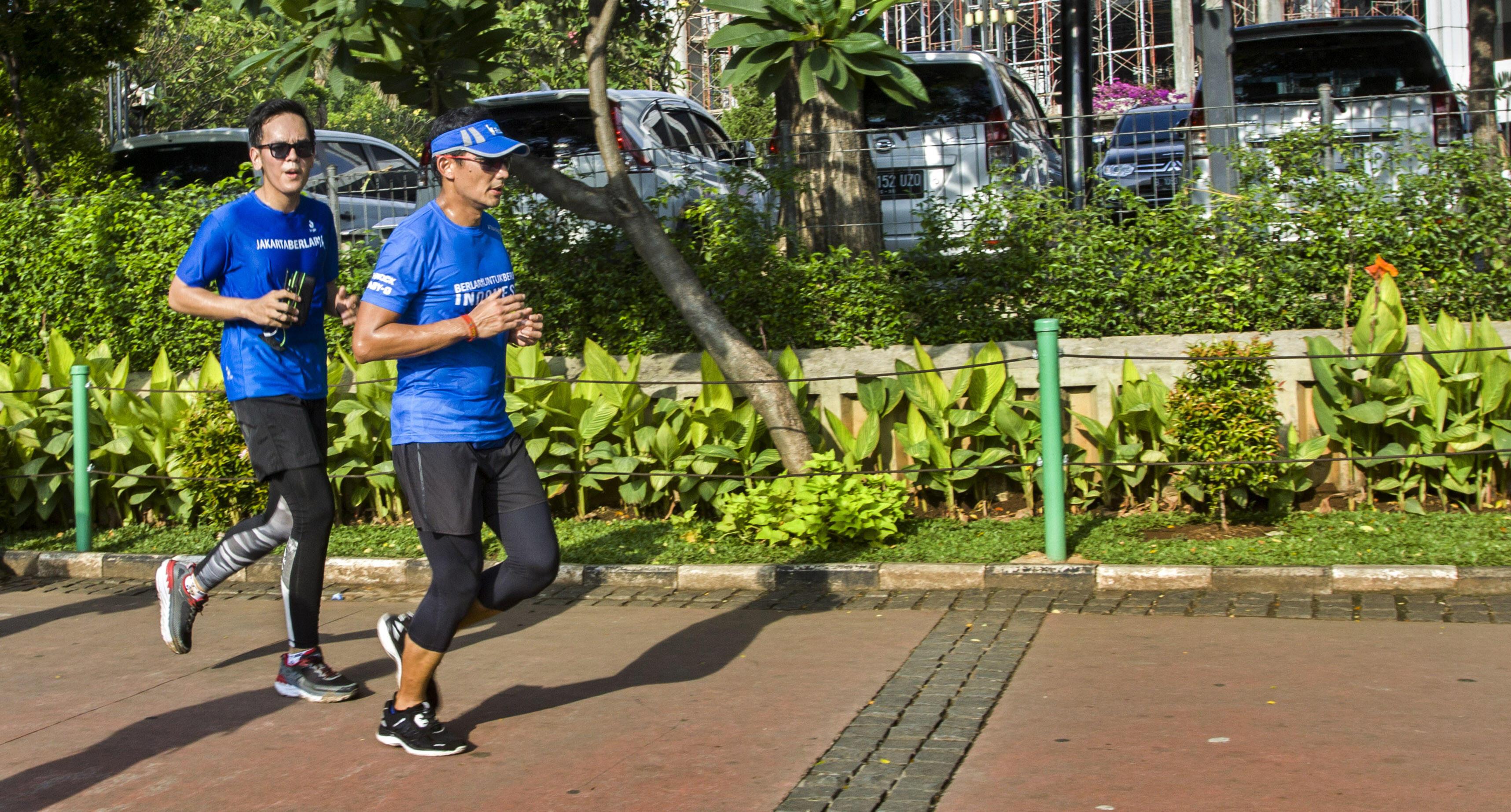 Image result for sandi jogging